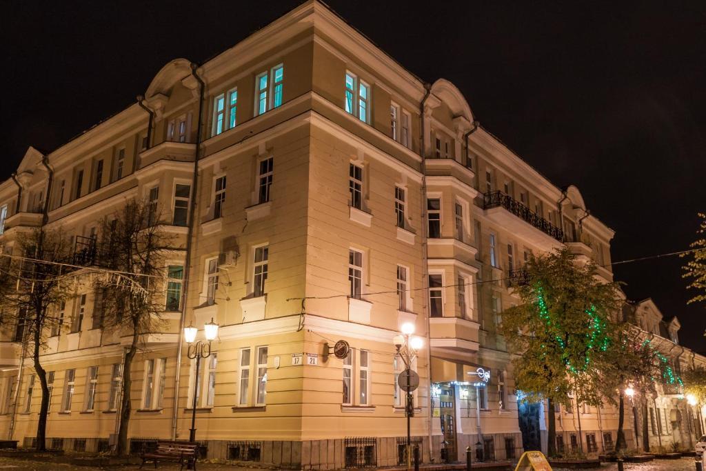Отель Эридан - превью-фото №1