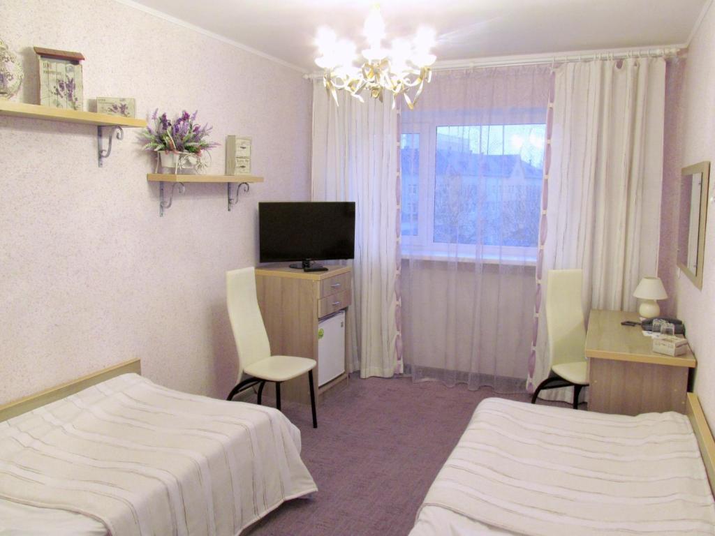 Отель Ветразь - фото №1