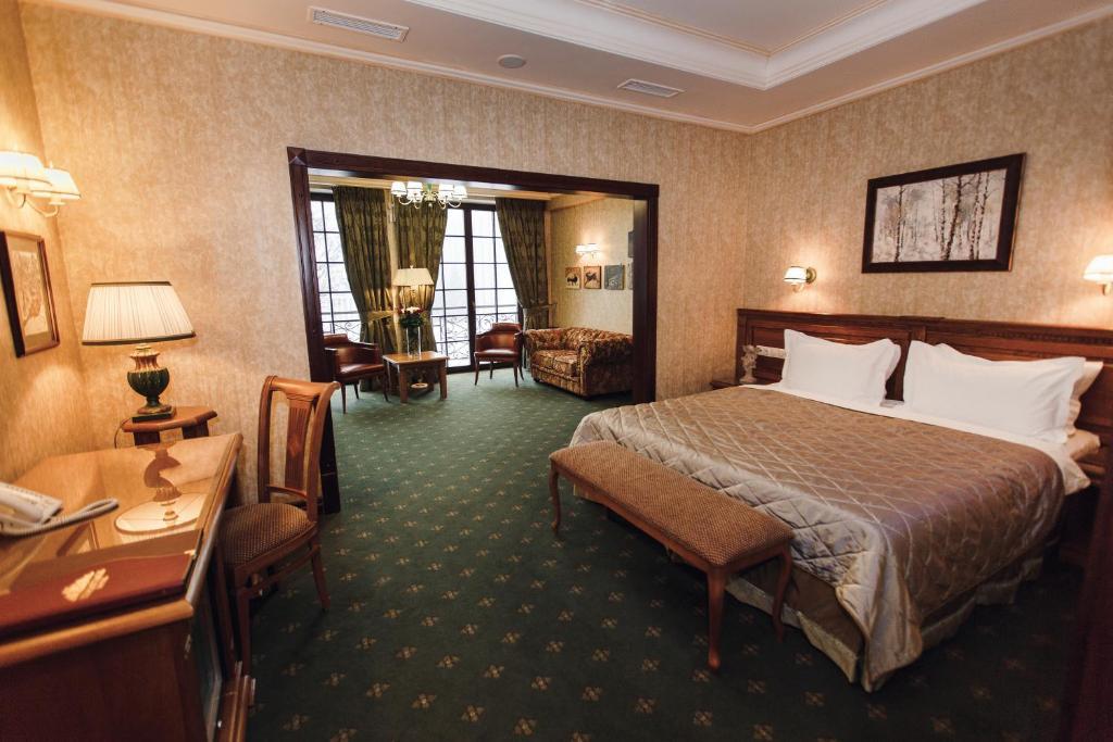 Отель Hermitage - фото №1
