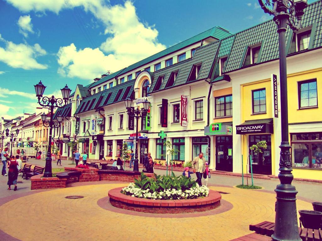 Отель Brest City Center - фото №1