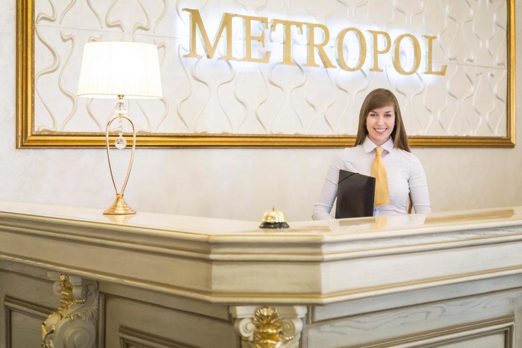 Отель Метрополь - превью-фото №1