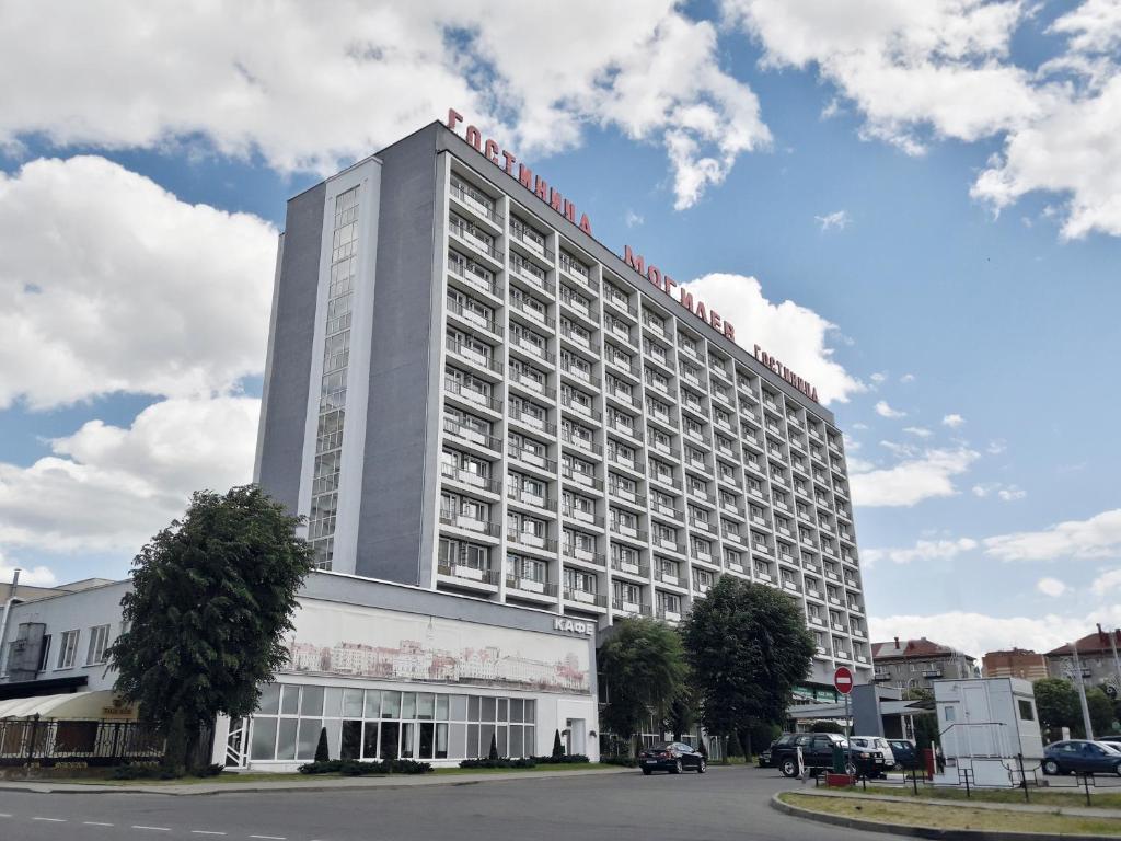 Отель Могилев - фото №1