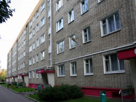 Отель Химволокно - фото №1