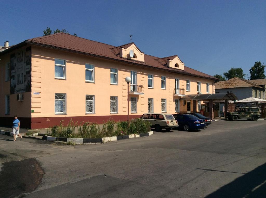 Отель Сергеевский - превью-фото №1