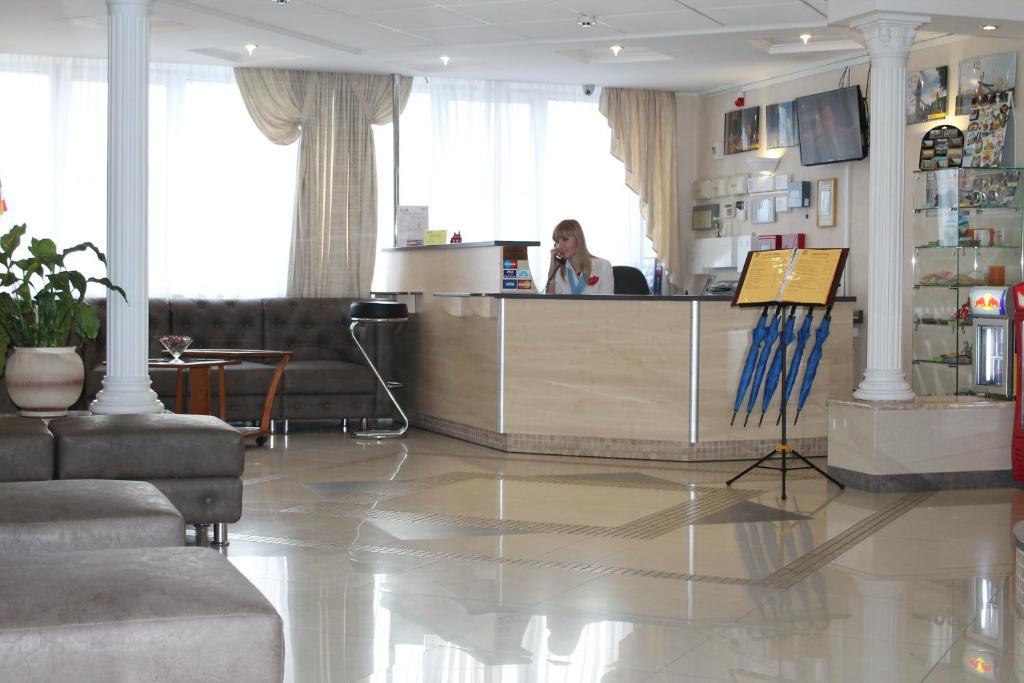 Отель Парадиз - превью-фото №1