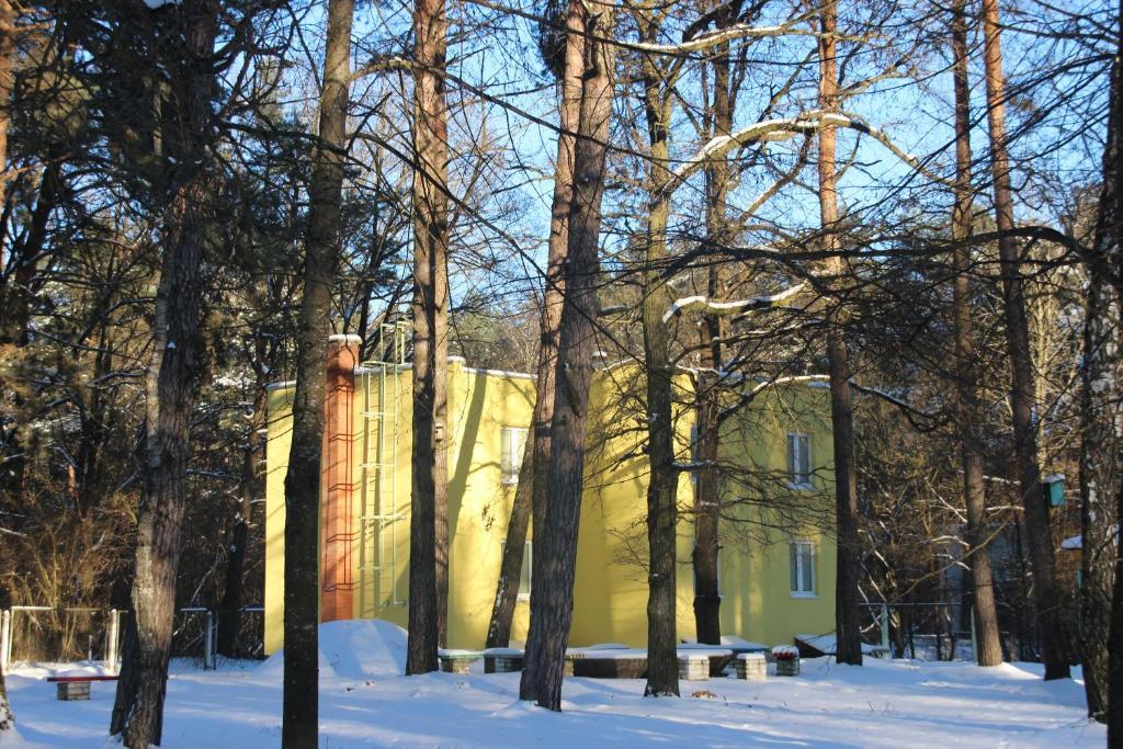 Отель Купалинка - фото №1