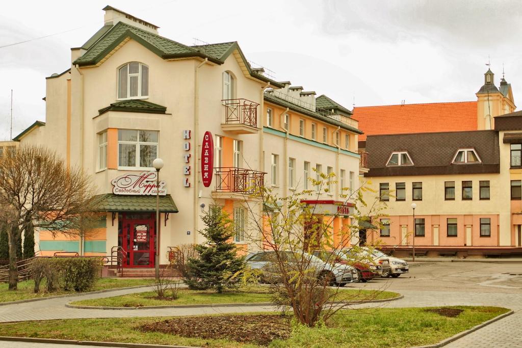 Отель Славия - превью-фото №1