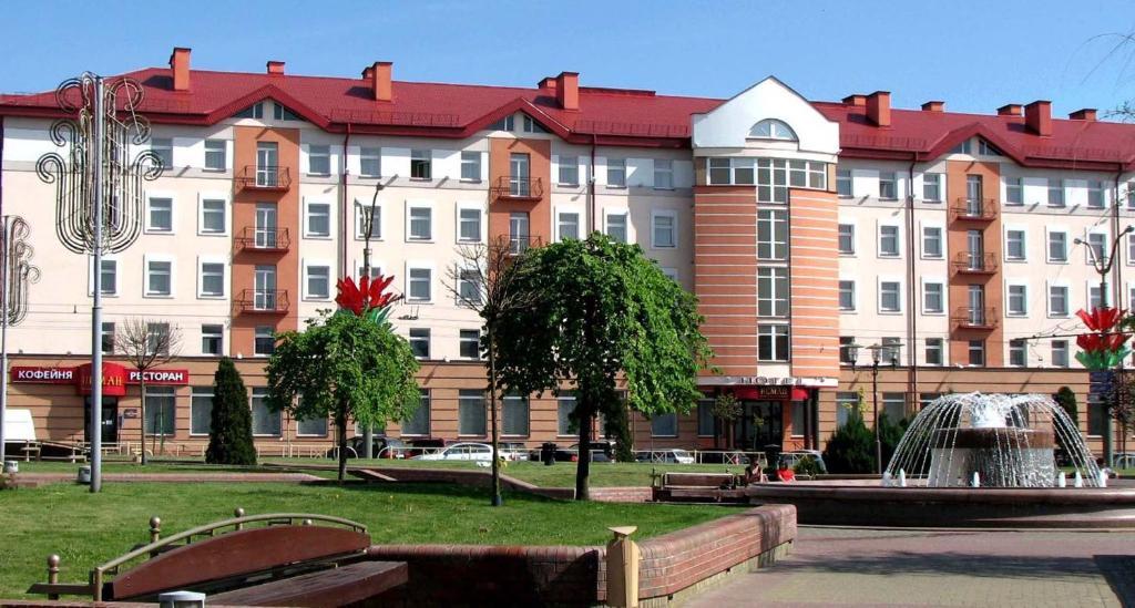 Отель Неман - фото №1