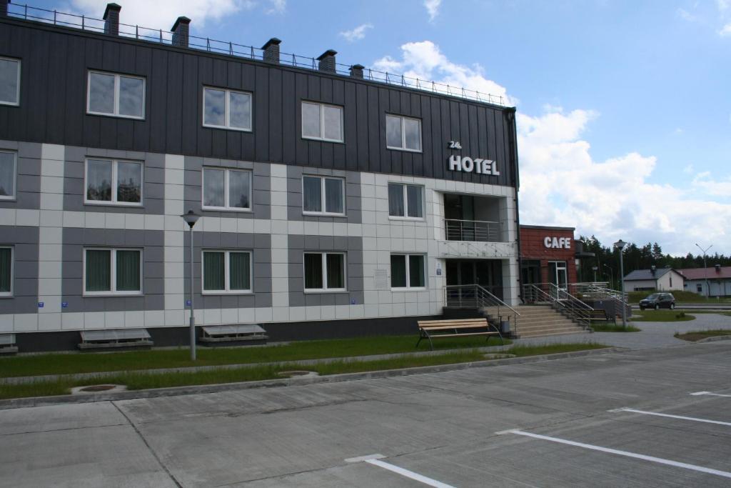 Отель Брузги - фото №1