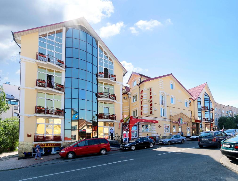 Отель Семашко - фото №1
