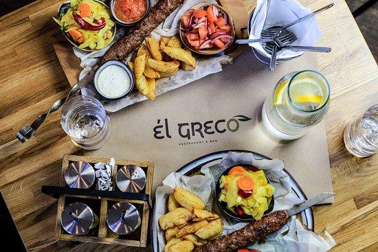 Кафе El Greco - фото №1