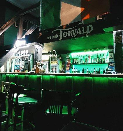 Паб, пивоварня Арт-паб Торвальд - превью-фото №1