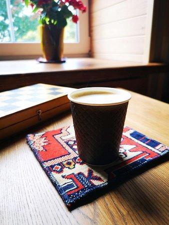 Кофейня Ковёр coffee shop - фото №1