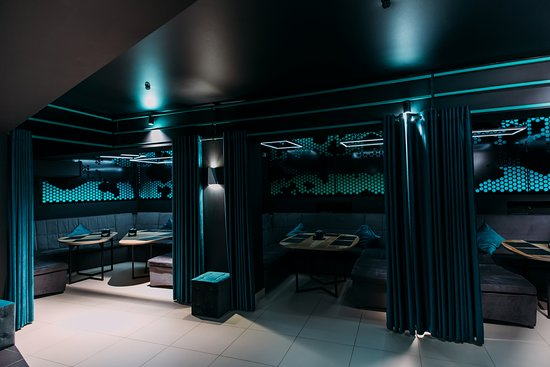 Лаунж-бар Nimbus Lounge Bar - фото №1