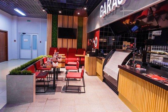 Кафе GARAGE food & coffee - превью-фото №1