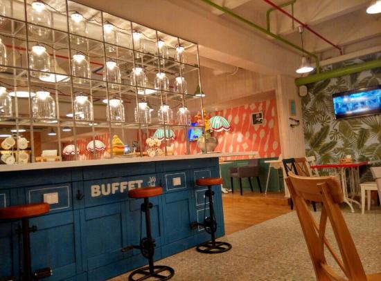 Кафе Большой Буфет - превью-фото №1