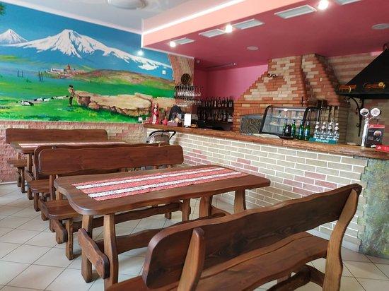 Кафе Ереван кафе - фото №1