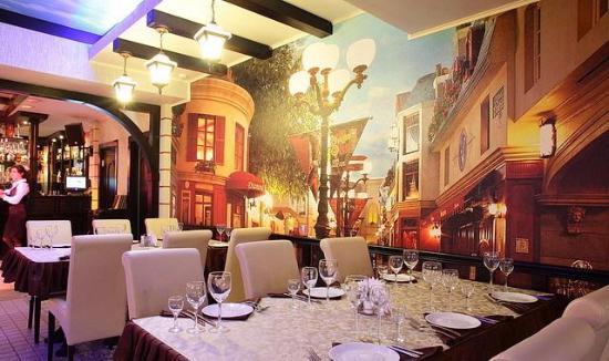 """Ресторан Ресторан """"Сочи"""" - превью-фото №1"""