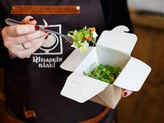 Street food Шпаркия вилки - превью-фото №1