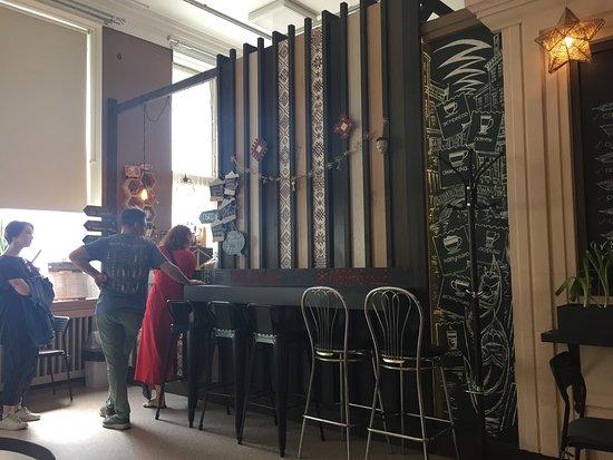 Кафе Кафе Культурная жизнь - превью-фото №1
