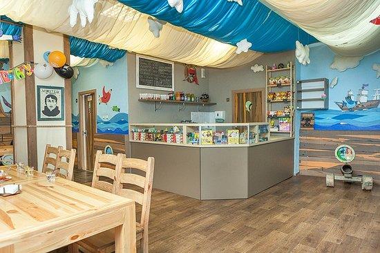 Кафе Пиратская Бухта - превью-фото №1