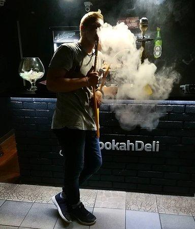Lounge-кафе HookahDeli - превью-фото №1