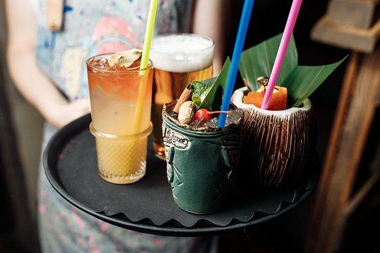 Коктейль-бар На пляже - превью-фото №1