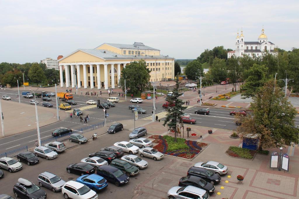 Отель Витебск - фото №55