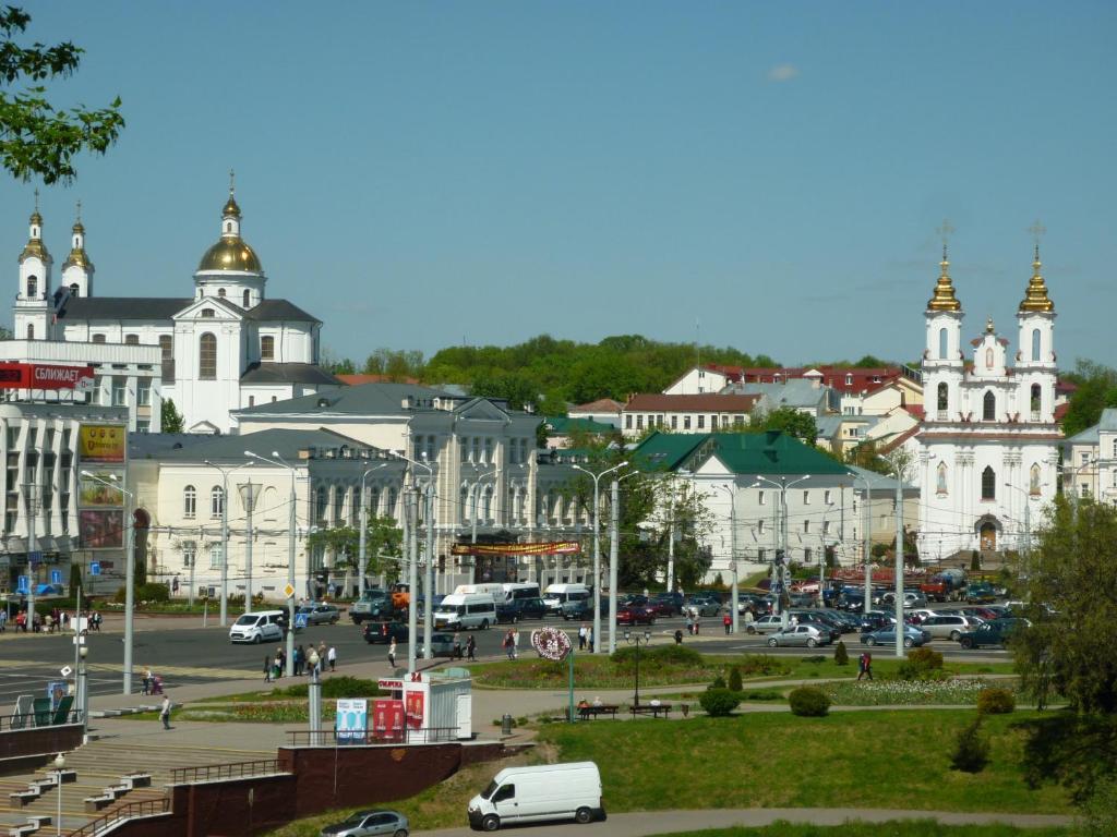 Хостел На Октябрьской - фото №70