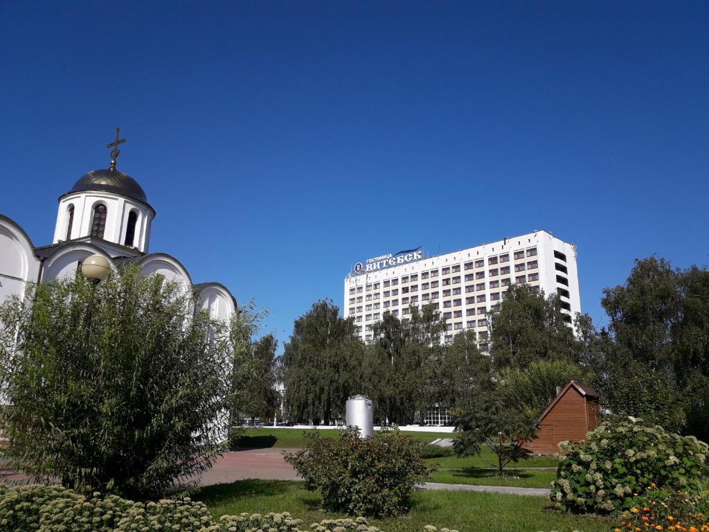 Отель Витебск - фото №37