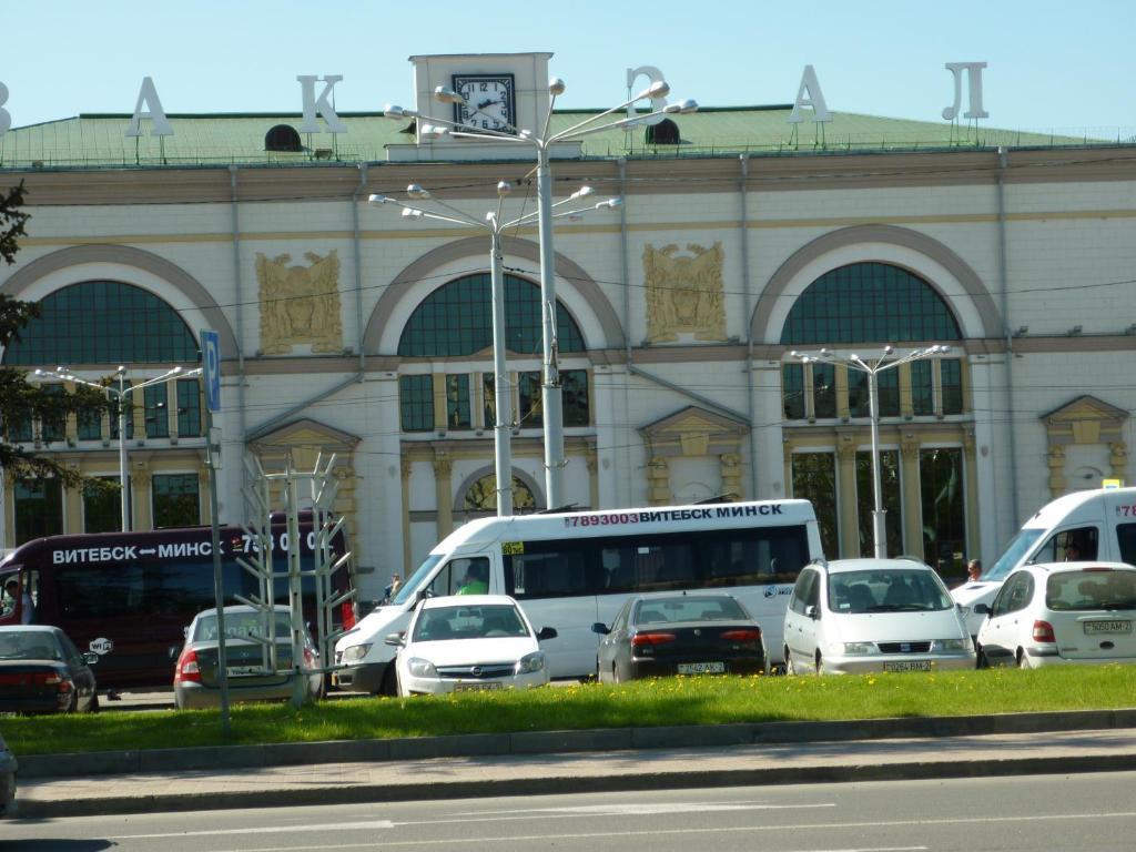 Хостел На Октябрьской - фото №67