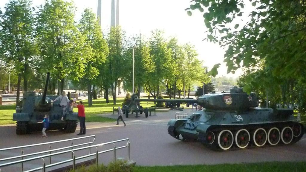 Хостел На Октябрьской - фото №73