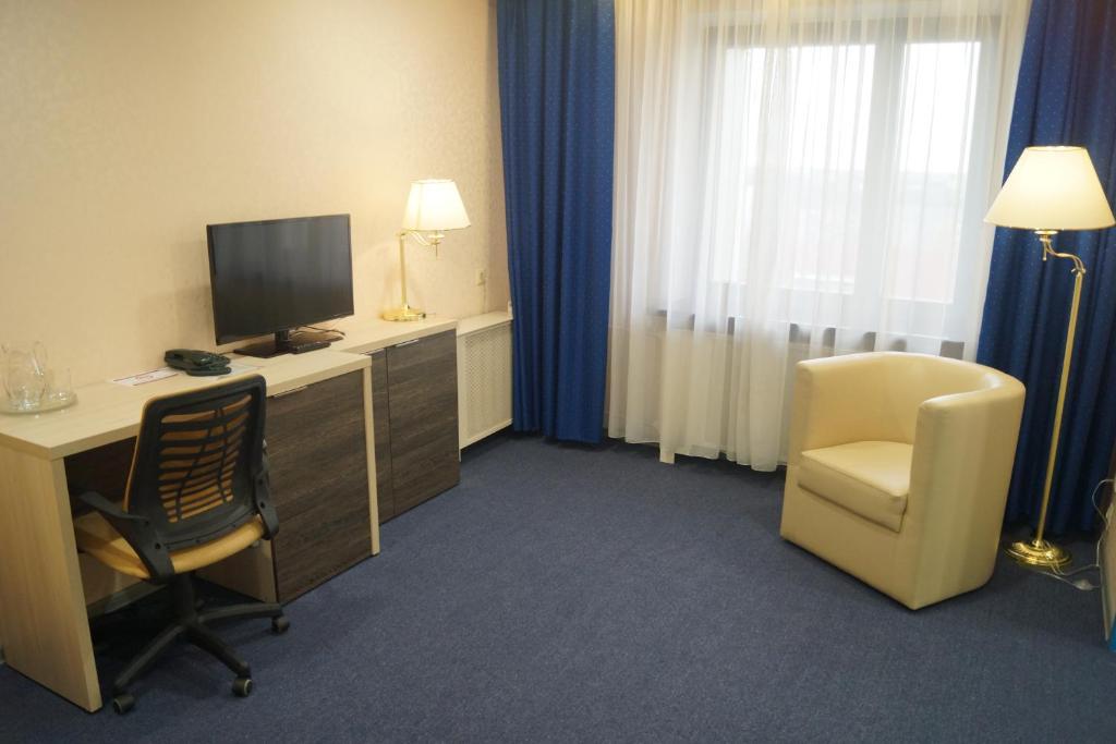 Отель Лучёса - фото №25