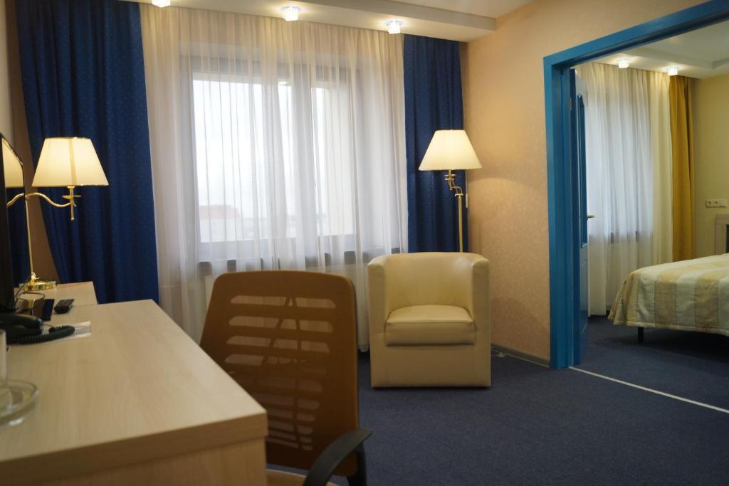 Отель Лучёса - фото №23