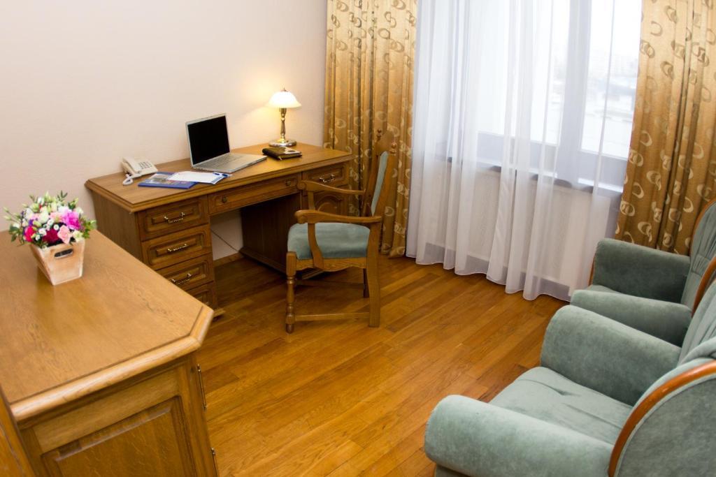 Отель Лучёса - фото №77