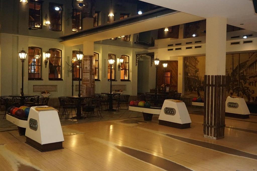 Отель Золотой Теленок - фото №25