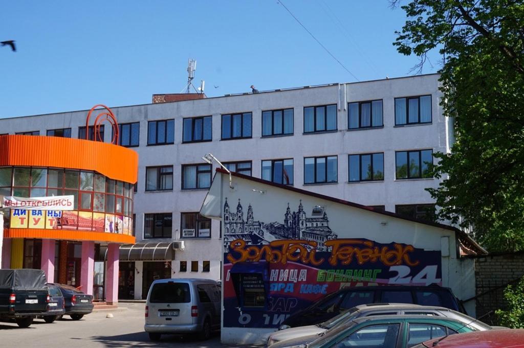 Отель Золотой Теленок - фото №2