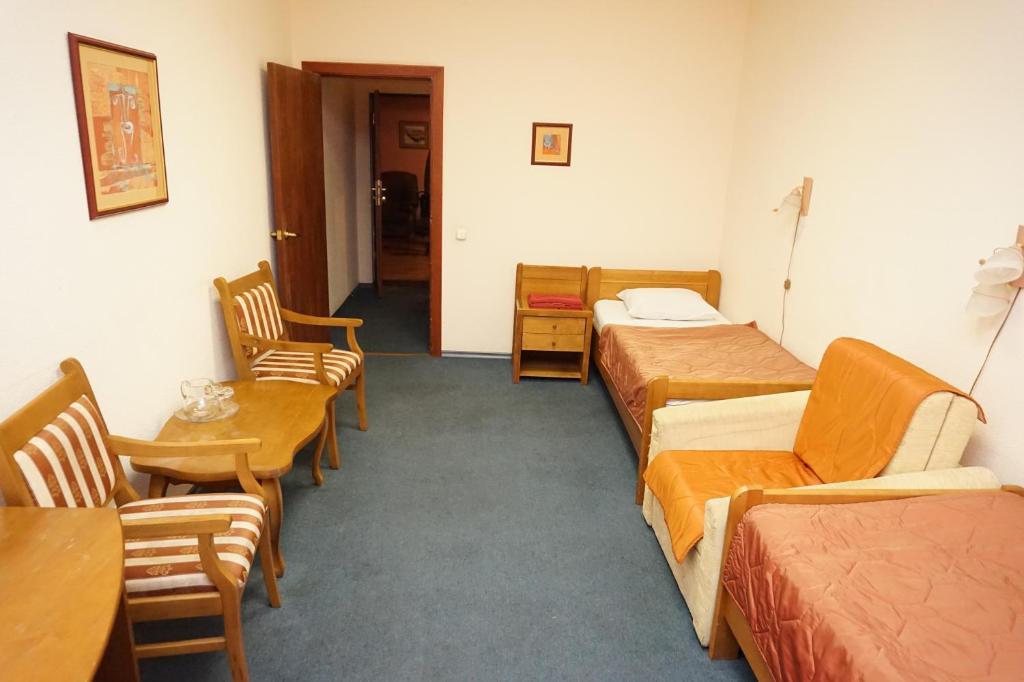 Отель Золотой Теленок - фото №19