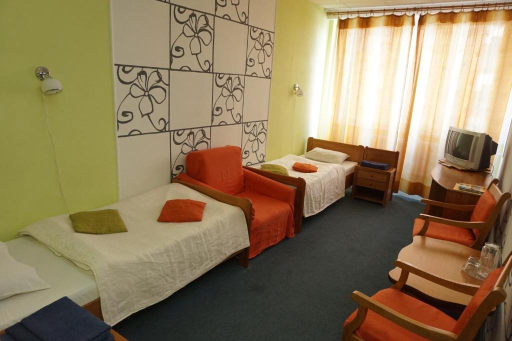 Отель Золотой Теленок - фото №12