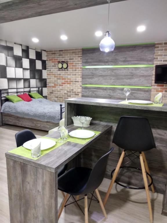 Апартамент На Правды 66к - фото №13