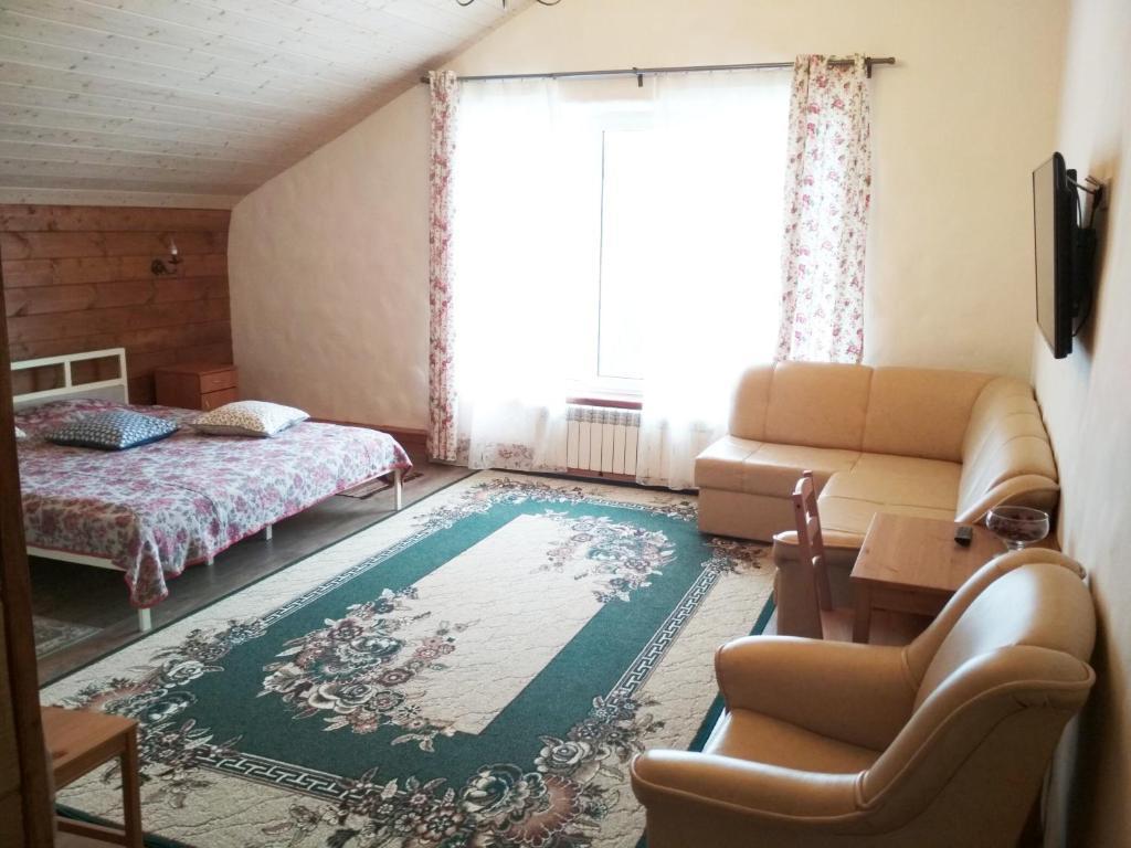 Отель Берёзки - фото №33
