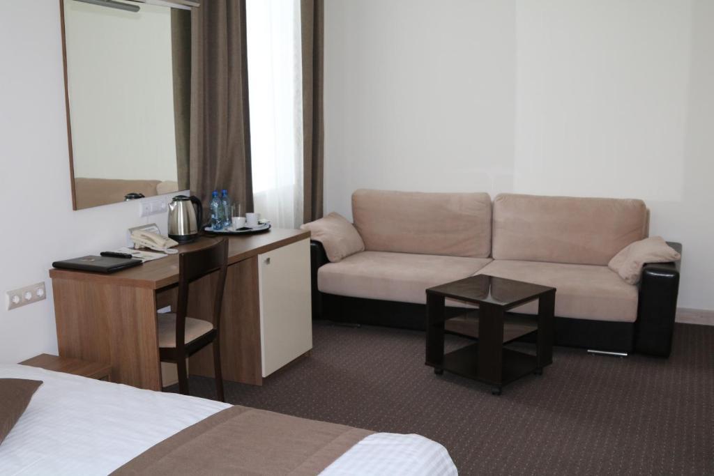 Отель Smart - фото №22