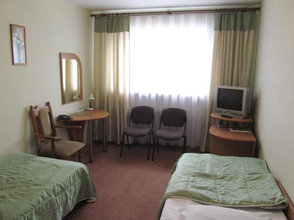 Отель Ветразь - фото №12