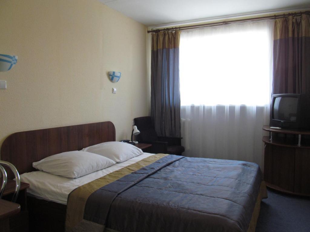 Отель Ветразь - фото №19