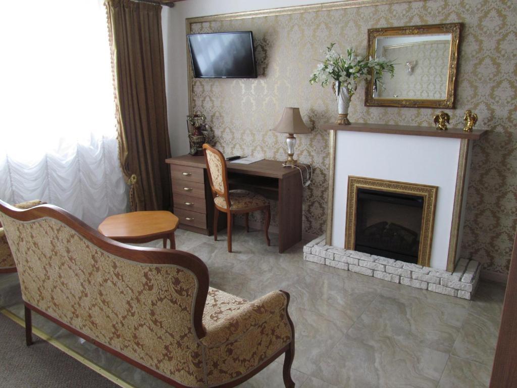 Отель Ветразь - фото №4