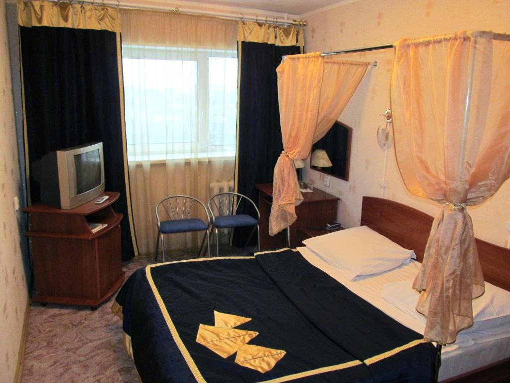 Отель Ветразь - фото №37