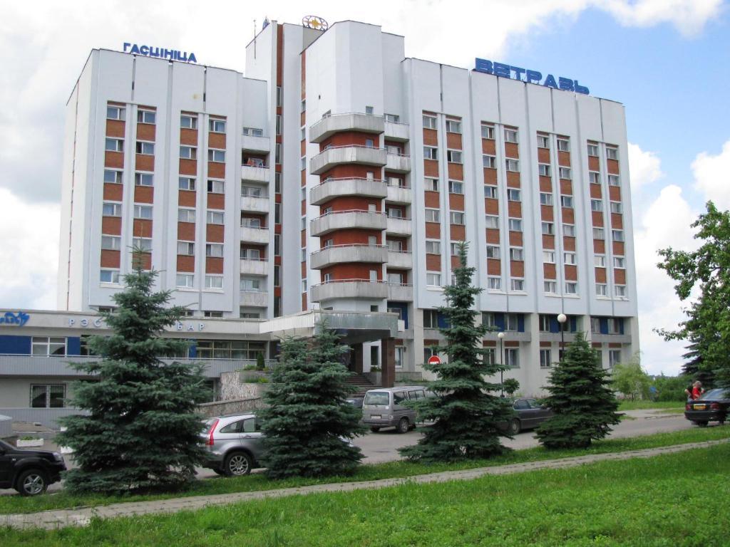 Отель Ветразь - фото №24