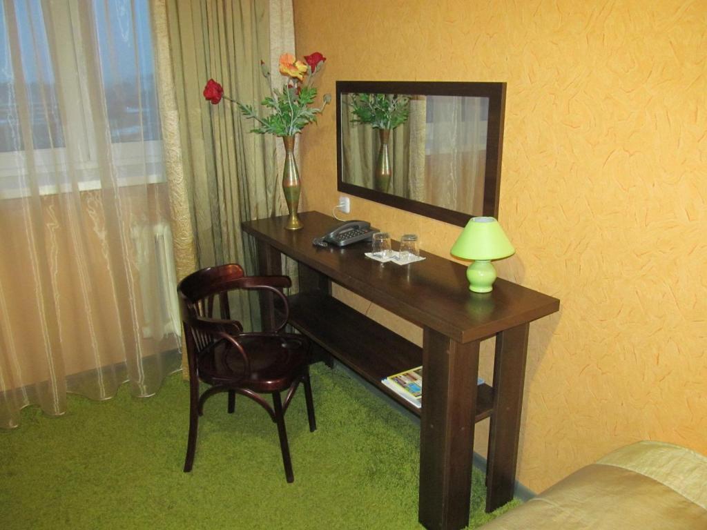 Отель Ветразь - фото №42
