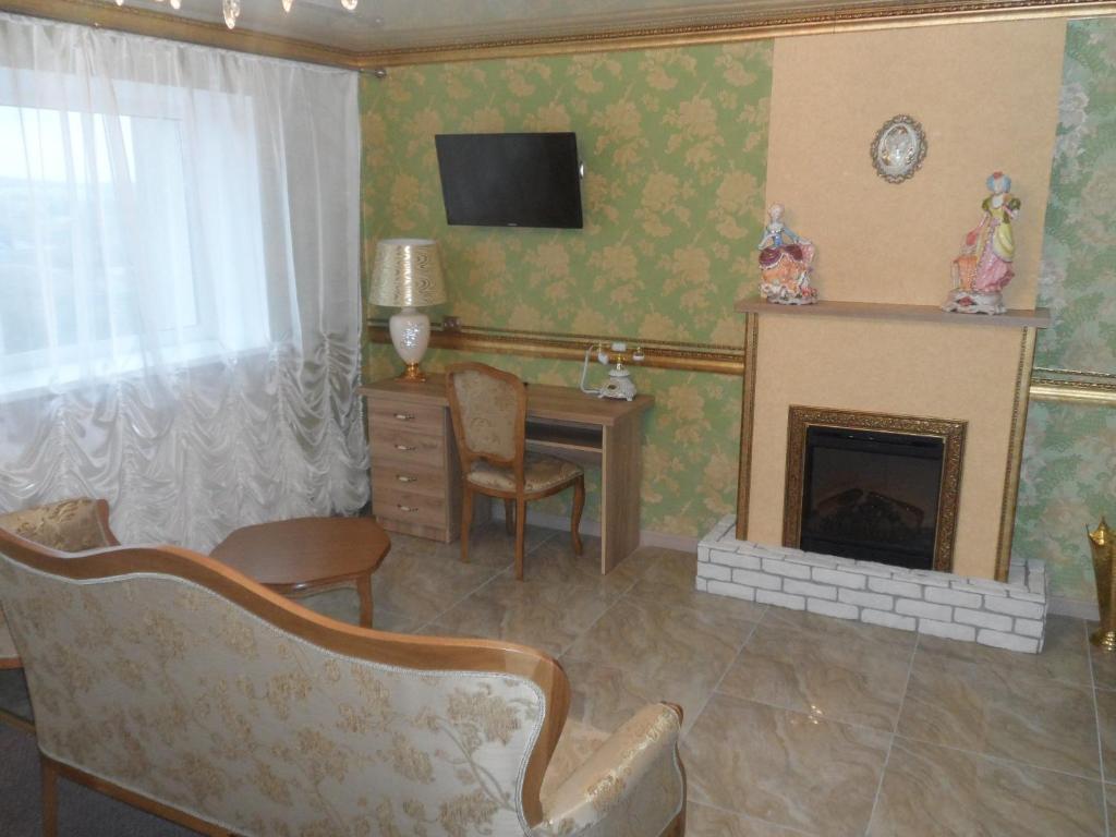 Отель Ветразь - фото №31