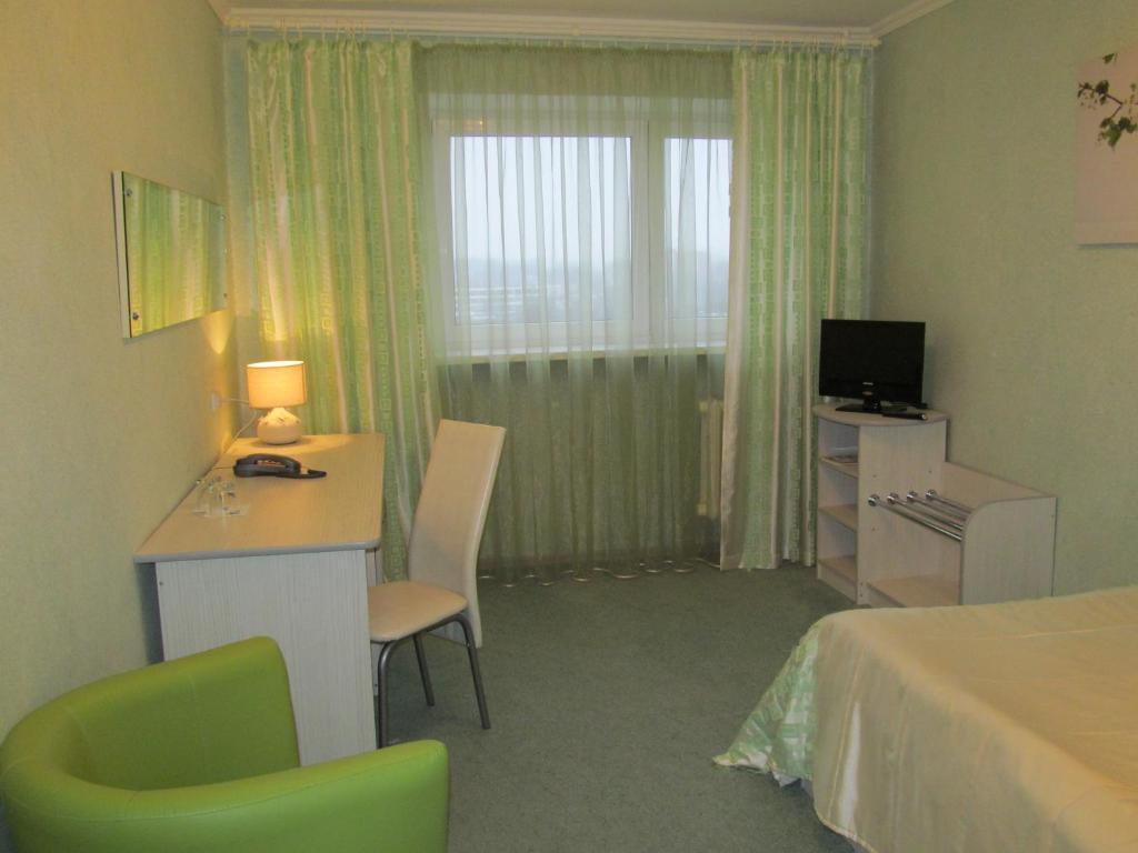 Отель Ветразь - фото №36